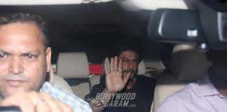 B'Town celebrities party with Salman Khan at his residence