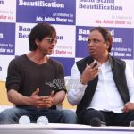 Shahrukh Khan shows support for Bandstand Beautification Project