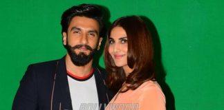 Stunning Vaani Kapoor promotes Befikre with Ranveer Singh