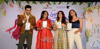 Twinkle Khanna launches second book The Legend of Lakshmi Prasad