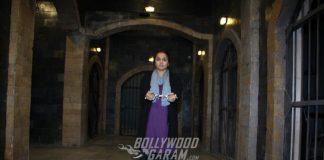 Vidya Balan promotes Kahaani 2 in jail