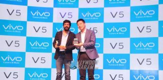 Anusha Dandekar and Kabir Khan launch Vivo smartphone