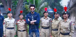Manish Paul shows support for Walkathon for organ donation