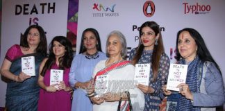 Raveena Tandon and Waheeda Rehman launch Anjali Chabbria's book