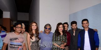 Gurmeet Chaudhary, Sharman Joshi Promote 'Wajah Tum Ho' on 'May I Come in Madam'