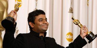A.R. Rehman in the race for an Academy Award once again in 2017!