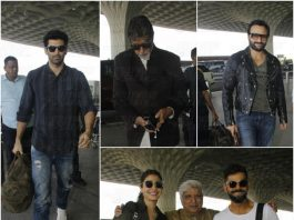 #Throwback to Last Week- All Celebrities Headed to Goa for Yuvraj Singh's Wedding, Captured!