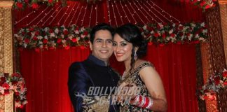 Aman Verma gets married to Vandana Lalwani