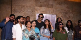 Arjun Rampal hosts special screening of Daddy teaser for Arun Gawli's family