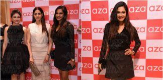 Sridevi Attends Aza Collection Preview by Stylist Eshaa Amin