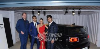 BMW launches new Mini Clubman amidst Bollywood celebrities