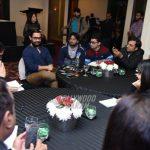 Candid Aamir Khan promotes Dangal at a press event in Delhi