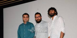 Aamir Khan promotes Dangal at press meet