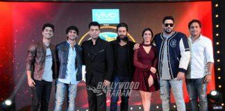 Karan Johar, Shekhar Ravjiani and Badshah launch Dil Hai Hindustani