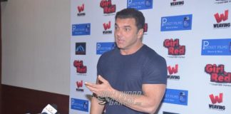 Sohail Khan hosts special screening of short film Girl in Red