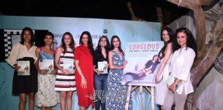 Shvetha Jaishankar launches her book Gorgeous on post pregnancy weight loss