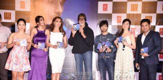 Amitabh Bachchan launches Himesh Reshamiya's album Aap Se Mausiiquii