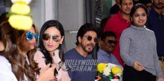 Shahrukh Khan launches Vikram Phadnis's directorial venture Hrudayantar