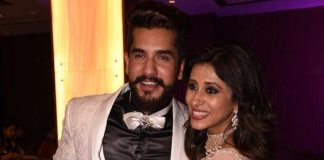 Kishwer Merchant and Suyyash Rai host wedding reception for Telly friends