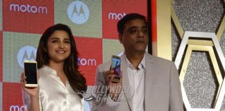 Gorgeous Parineeti Chopra launches Motorola's Moto M