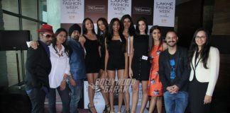 Pooja Hegde turns judge at Lakme Fashion Week model auditions