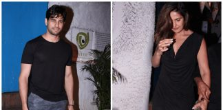 Gorgeous Zarine Khan and Siddharth Malhotra spotted at Olive Restaurant – Photos