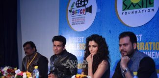 Saiyami Kher and Manoj Bajpayee inaugurate Smile International Film Festival for Children and Youth