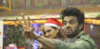 Sonakshi Sinha Enters Bigg Boss House for Christmas Celebrations