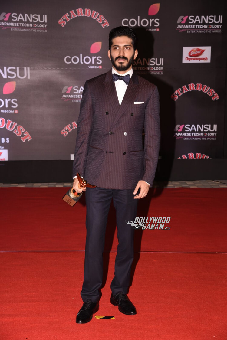 stardust-awards-harshwardhankapoor
