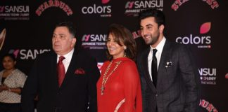 Did Ranbir Kapoor and Neetu Singh travel to London to look for a bride?