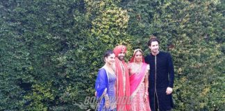 Sunny Leone shares every bit of brother's wedding