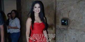 Sunny Leone promotes Raees at Lightbox – Exclusive Photos