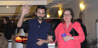 Saif and Kareena's Christmas Bash – Exclusive Photos