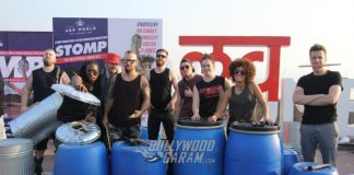 Stompers kick off in India with preview act