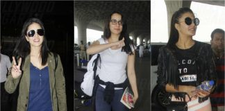 Best Picks from Airport Fashion by Bollywood Celebrities, January 15 – 21 Edition