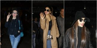 Airports, a Fashion Runway for Bollywood Stars, January 1 – 7 Edition