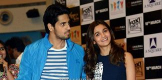 Alia Bhatt and Sidharth Malhotra Go on a Lunch Date!