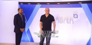 Tennis veteran Andre Agassi on an Indian visit