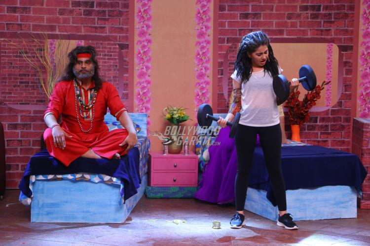 Anu Tanisha comedy4