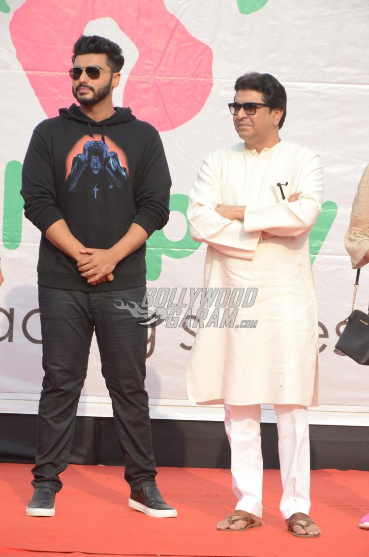 Arjun social event1