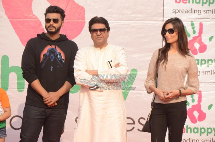 Arjun social event2