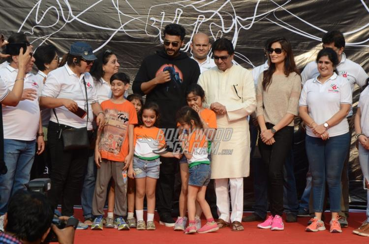 Arjun social event5