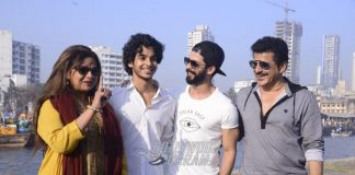 Shahid Kapoor's brother Ishaan Khattar begins shoot for Beyond The Clouds