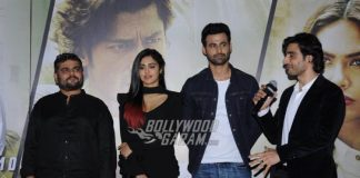 Vidyut Jamval, Adah Sharma launch Commando 2 trailer video