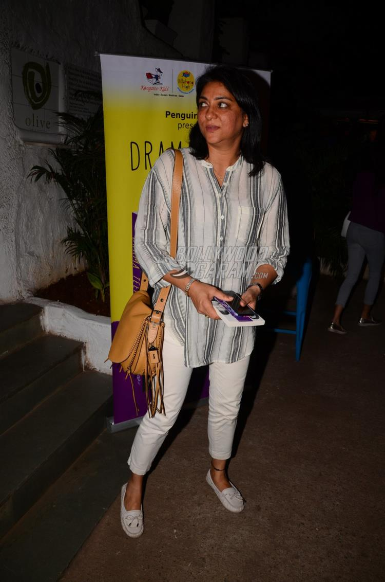 Priya Dutt at book launch event