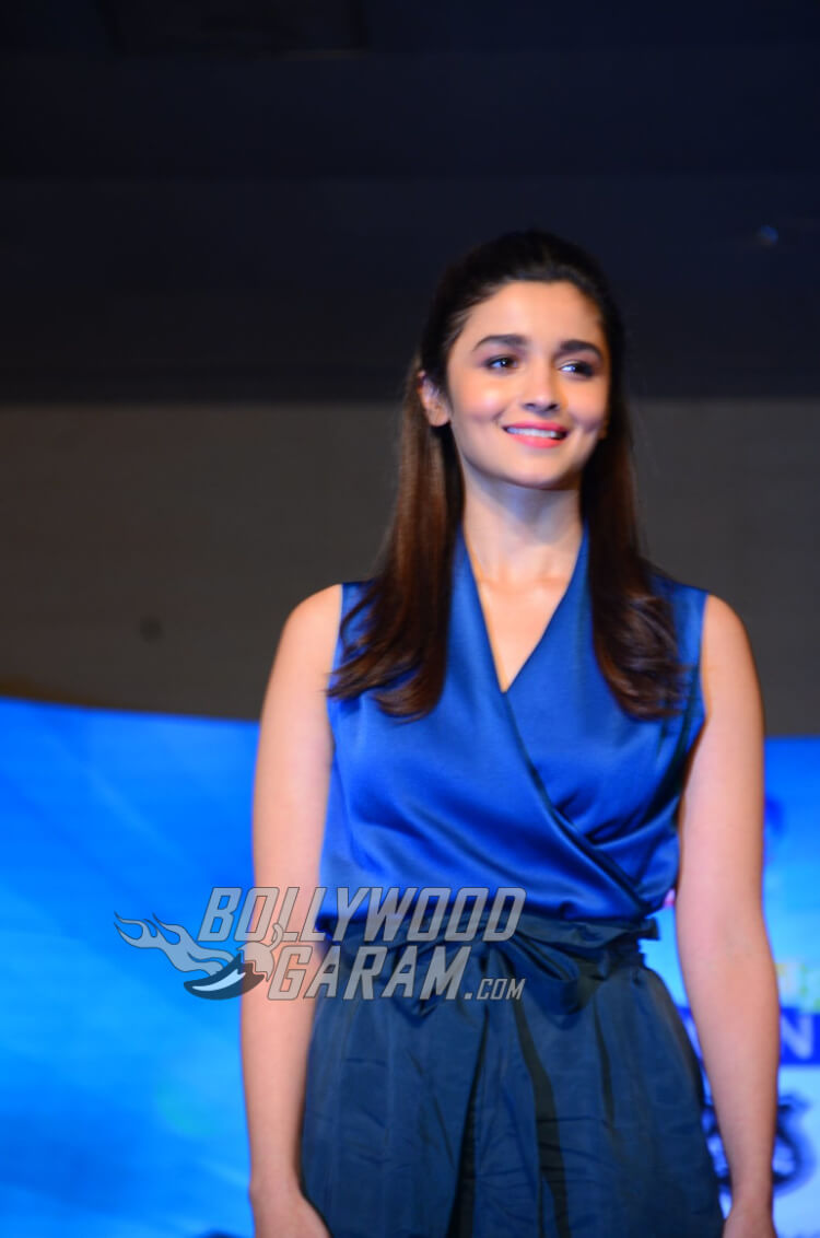 Alia Bhatt at Archana Kochhar Fashion event