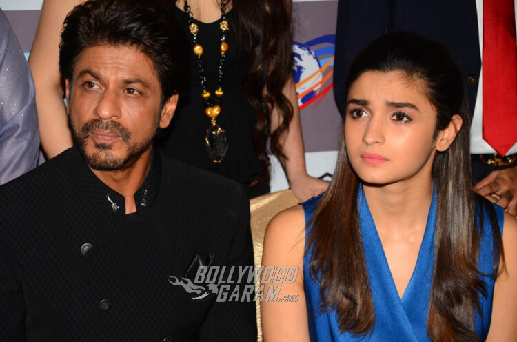 ShahRukh Khan and Alia Bhatt at Archana Kochhar Fashion event
