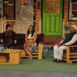 Real life Dangal heroes Geeta, Babita and Mahavir Phogat on The Kapil Sharma Show