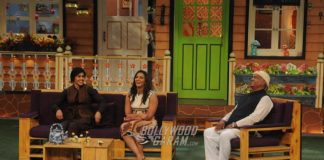 Real life Dangal heroes Geeta, Babita and Mahavir Phogat on The Kapil Sharma Show