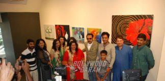 Gulshan Grover inaugurates art exhibition